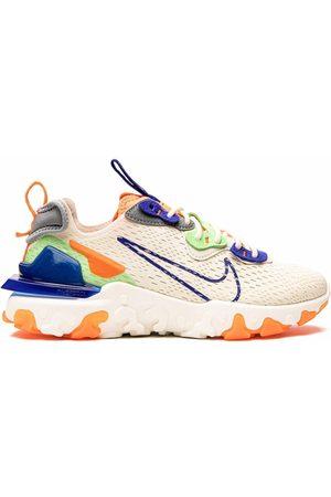 Nike Women Sneakers - React Vision low-top sneakers - Neutrals