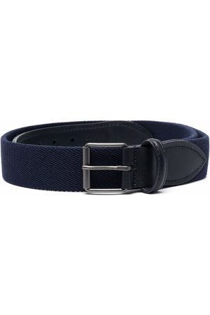 Anderson's Men Belts - Buckled leather belt
