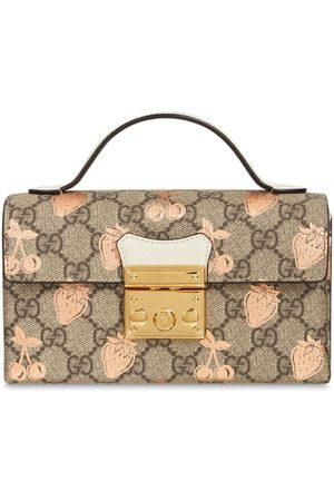Gucci Women Bags - Mini Bag Padlock Gg Top Handle Bag