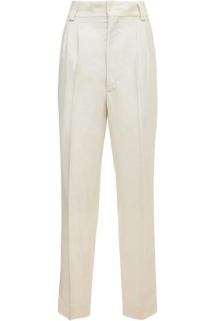 FEAR OF GOD Pleated Tapered Viscose Straight Pants