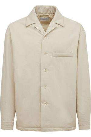 LEMAIRE Cotton Padded Overshirt