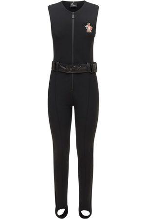 Moncler Performance Light Fleece Jumpsuit