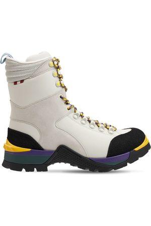 Bally Hike Boots