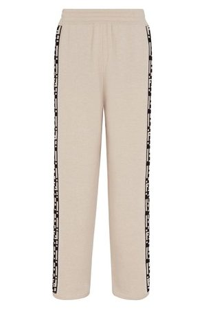 Fendi Men Pants - Cashmere Trousers
