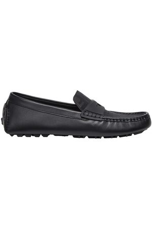 Fendi Men Loafers - Leather Drivers