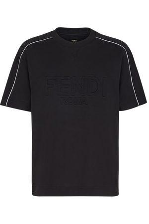 Fendi Men T-shirts - Cotton T-Shirt