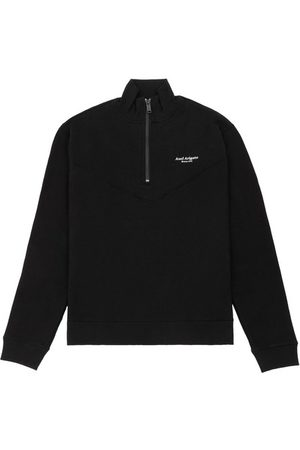 Axel Arigato Men Sweatshirts - Focus Half-Zip Sweatshirt