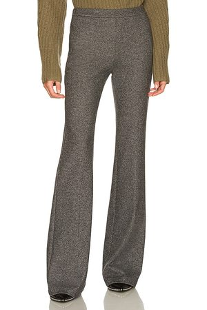 THEORY Demitria Pant in Grey.