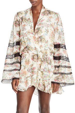 ROCOCO SAND Kimono Mini Dress