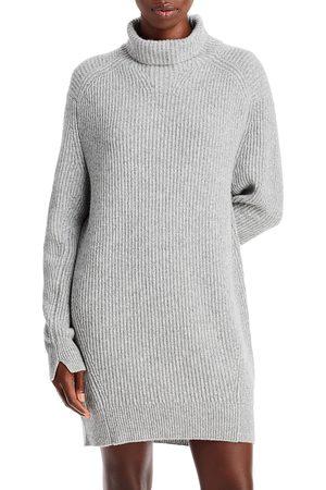 RAG&BONE Pierce Cashmere Turtleneck Sweater Dress