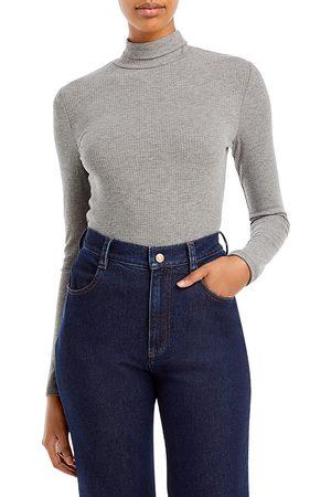 Aqua Knit Turtleneck Top - 100% Exclusive