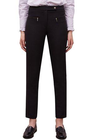 Gerard Darel Women Straight Leg Pants - Emil Straight Leg Pants