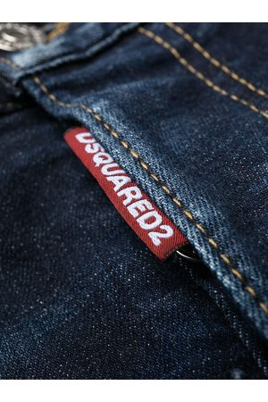Dsquared2 Men Skinny - Denim Jeans- Man