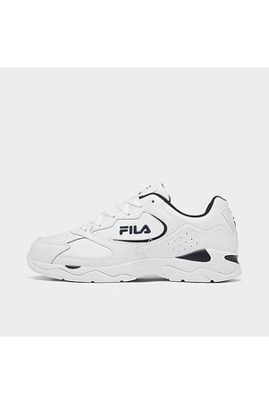 Fila Men Casual Shoes - Men's Tri Runner Casual Shoes in / Size 8.0 Leather