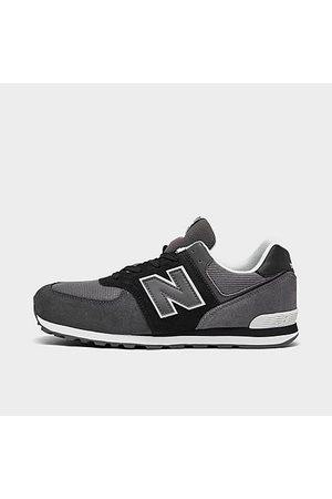 New Balance Boys' Big Kids' 574 Casual Shoes Size 4.0 Suede