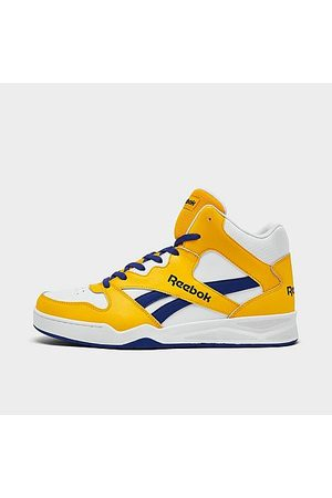 Reebok Men Casual Shoes - Men's Royal BB 4500 Hi 2 Casual Shoes in /Footwear Size 7.5 Leather