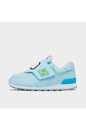 New Balance Casual Shoes - Boys' Toddler 574 Suede Casual Shoes Size 5.0