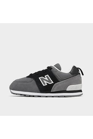 New Balance Casual Shoes - Boys' Toddler 574 Suede Casual Shoes Size 4.0