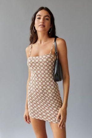 Motel Sambre Mini Dress