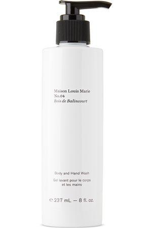 Maison Louis Marie Fragrances - No. 04 Bois De Balincourt Body & Hand Wash 237 mL