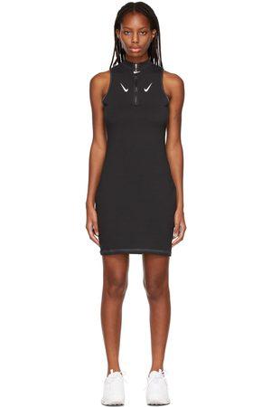Nike Black Sportswear Swoosh Dress