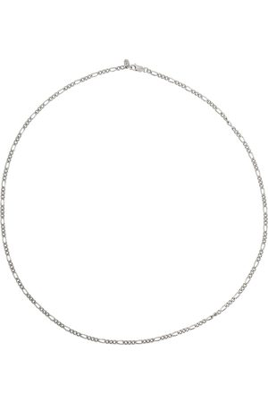 Maria Black Chain Link Necklace