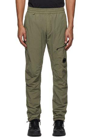 C.P. Company Grey Flatt Track Pants