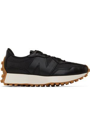 New Balance Black 327v1 Sneakers