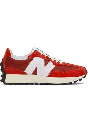 New Balance Men Sneakers - & White 327 Sneakers
