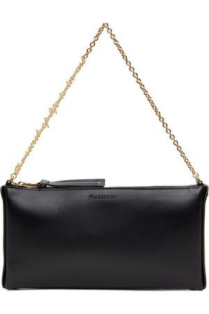 J.W.Anderson Black Oscar Wilde Shoulder Bag