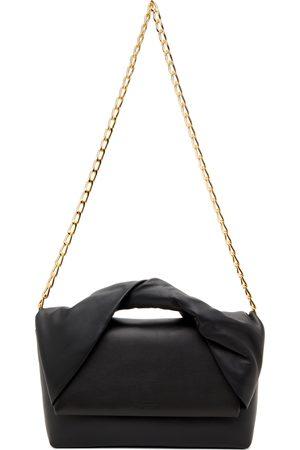 J.W.Anderson Black Twister Bag