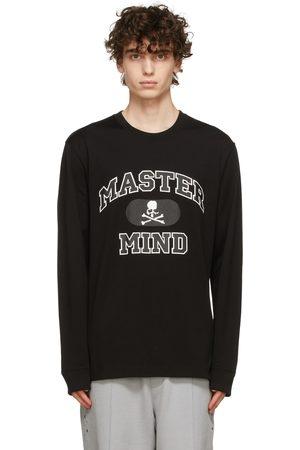 MASTERMIND JAPAN College Long Sleeve T-Shirt