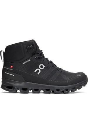 ON Black Waterproof Cloudrock Sneakers