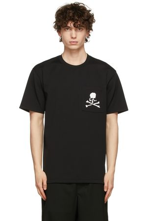 MASTERMIND JAPAN Men Short Sleeve - Pocket Short Sleeve T-Shirt