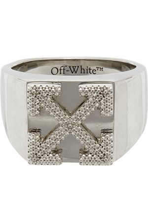 OFF-WHITE Industrial Arrows Ring