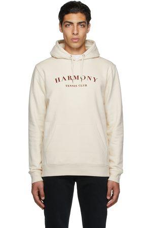 Harmony Off-White Tennis Club Arc Hoodie