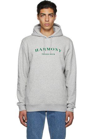 Harmony Grey Tennis Club Arc Hoodie