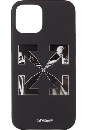 OFF-WHITE Black & White Carav Arrow iPhone 12 Pro Max Case