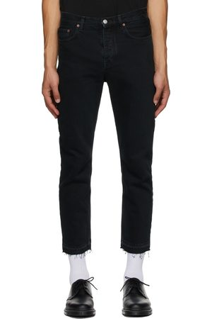 Harmony Black Dorian Denim Jeans