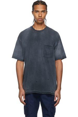 JOHN ELLIOTT Grey Sundrenched Folsom Pocket T-Shirt