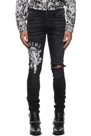 AMIRI Black Cherub Jeans