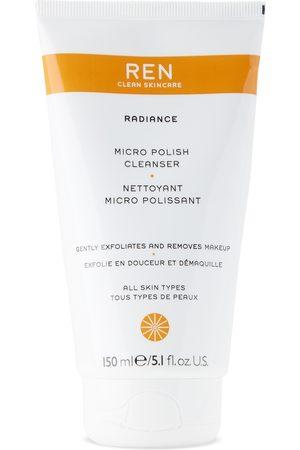 Ren Clean Skincare Radiance Micro Polish Cleanser, 150 mL