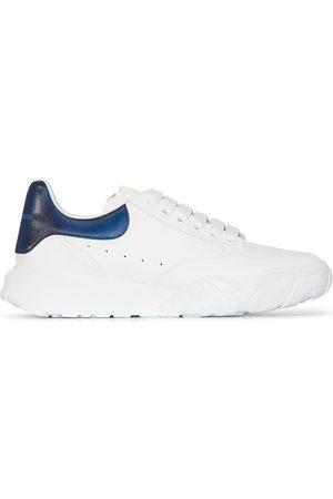 Alexander McQueen Men Sneakers - Court low-top sneakers