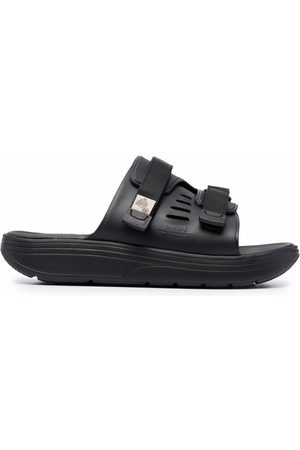 SUICOKE Sandals - Urich chunky-sole slides