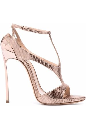 Casadei Women Heels - 135mm Techno Blade sandals