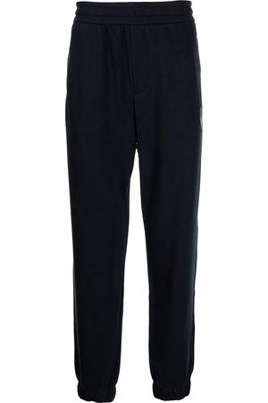Armani Men Sports Pants - Logo tracksuit bottoms