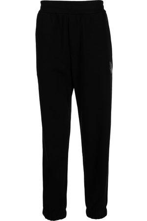 Armani Men Sports Pants - Drawstring tracksuit bottoms