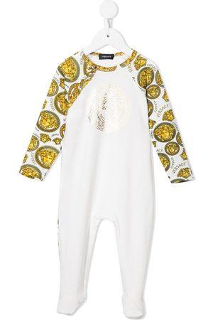 VERSACE Pajamas - Medusa amplified-print jersey pajama
