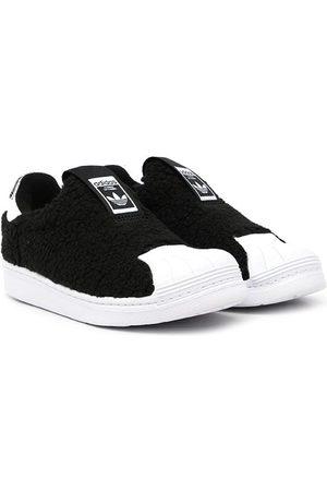 adidas Boys Sneakers - Superstar 360 fuzzy sneakers