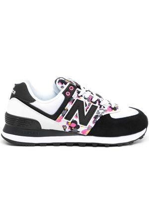 New Balance Women Sneakers - 574 animal print sneakers